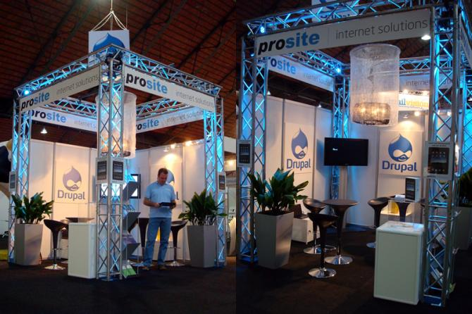 DMF2010 Prosite stand