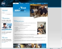 website ISS Industrial Services