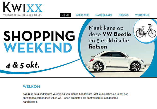 Website KWIXX