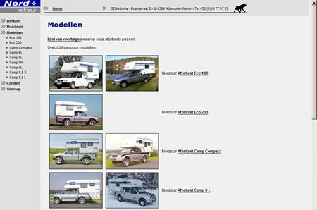 Nordstar Pickup Afzetunits screenshot