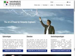 Vanparijs Engineers screenshot