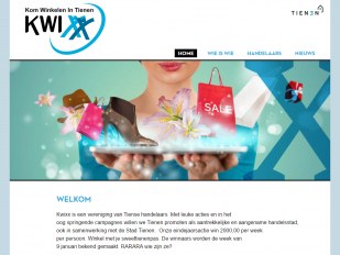 Kwixx website screenshot