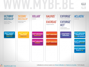Novartis mybf website screenshot